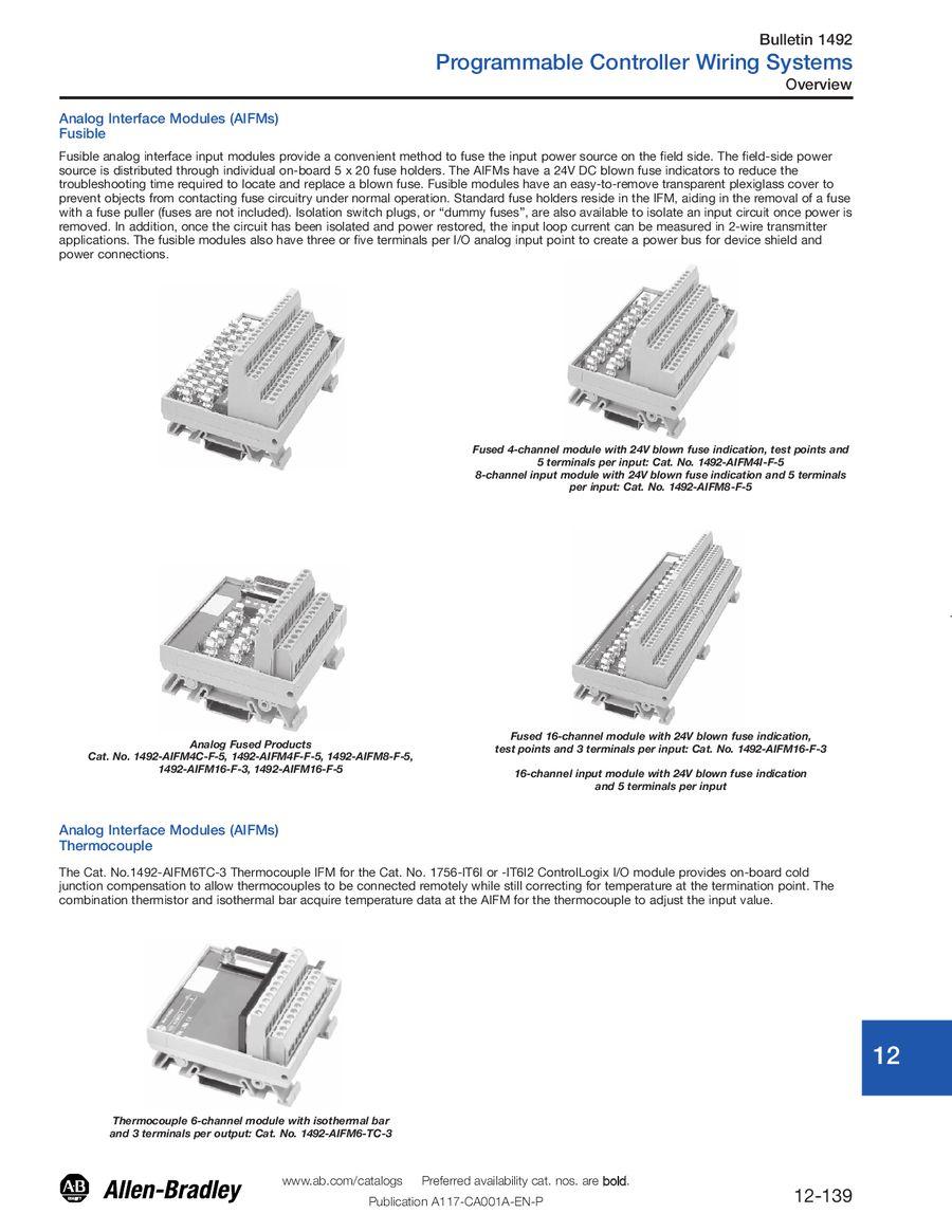 wiring diagrams for terminal blocks