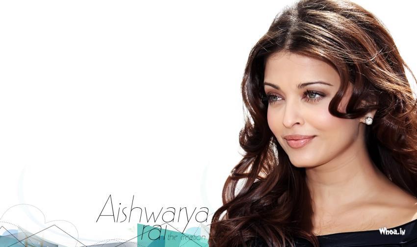 Holi Wallpaper 3d Aishwarya Rai Close Up Smile Background For Desktop