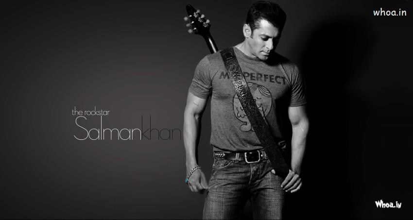 Guitar Wallpaper For Facebook Cover For Girls Quotes Salman Khan Black And White Rock Hd Wallpaper