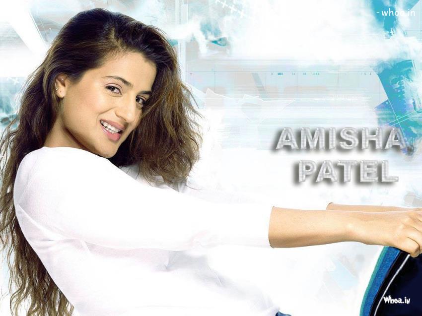 Katrina Kaif 3d Wallpaper Amisha Patel Sweet Hd Wallpaper