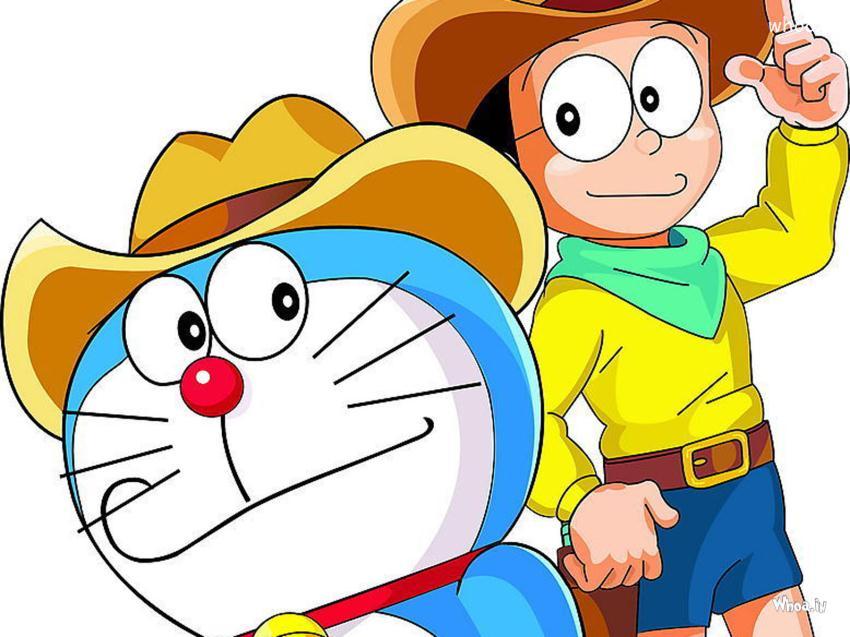 Vishnu 3d Wallpaper Doraemon And Nobita Wallpaper