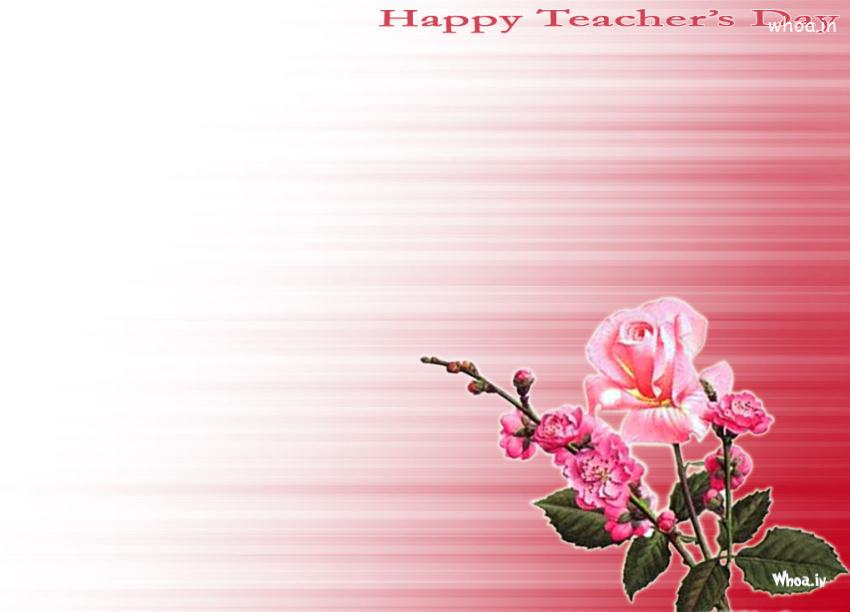 Good Night Wallpaper With Quotes For Fb Happy Teachers Day Flowers