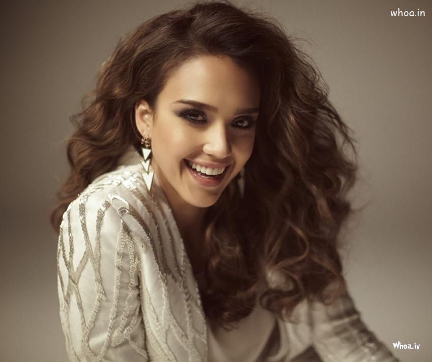 Happy New Year 2015 Hd Wallpaper With Quotes Jessica Alba Black Hair Style