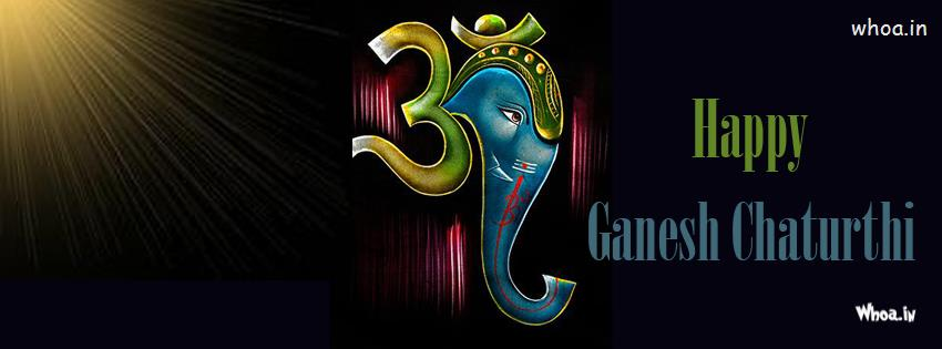 Happy Diwali Hd Wallpaper With Quotes Happy Ganesh Chaturthi Om Art Fb Cover