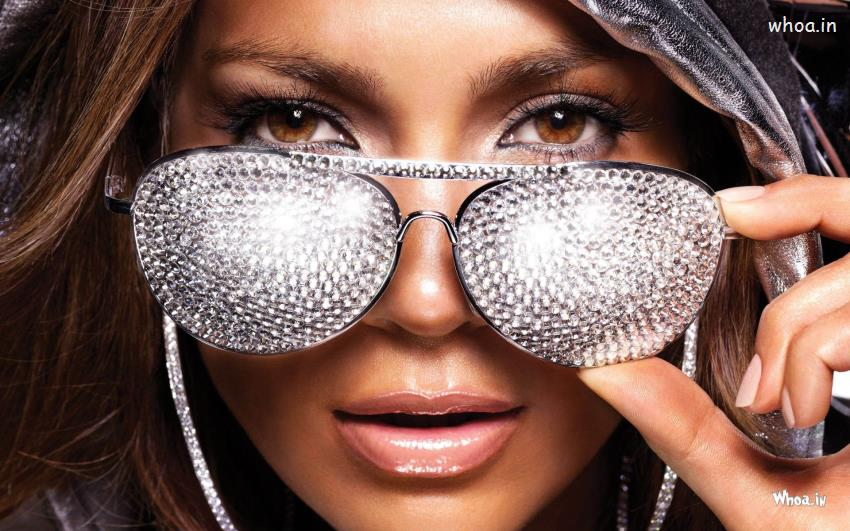 Cute Ganesh Hd Wallpaper Jennifer Lopez In Diamonds Sunglasses