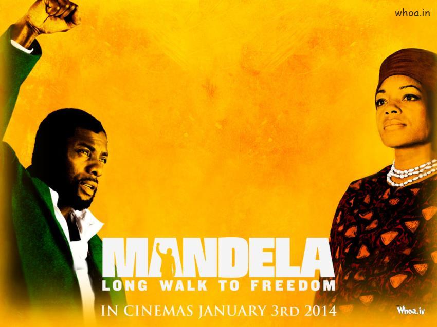 3d Wallpaper Hd Shiva Mandela Long Walk To Freedom Movie Poster 1