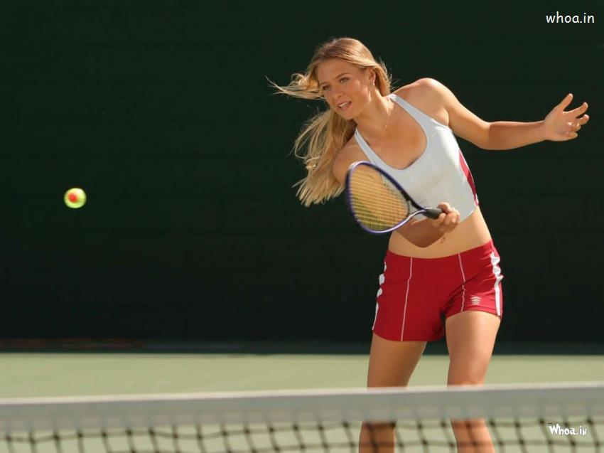Cute Ganesh Hd Wallpaper Maria Sharapova Hot Tennis Player