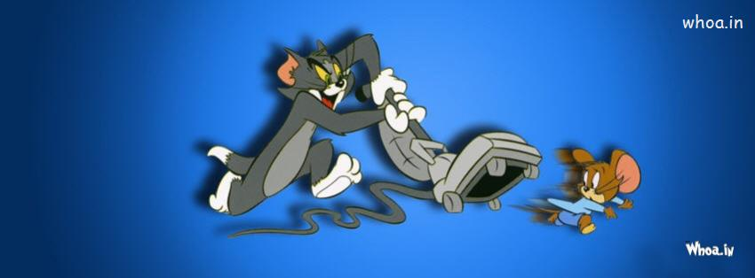 Cute Cat Wallpaper 3d Tom And Jerry Cat And Mouse Fb Cover 11