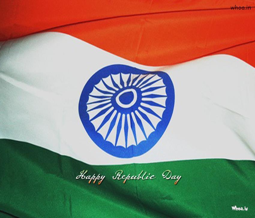 God Krishna Wallpaper 3d Hd Happy Republic Day Wallpaper With Indian Flag