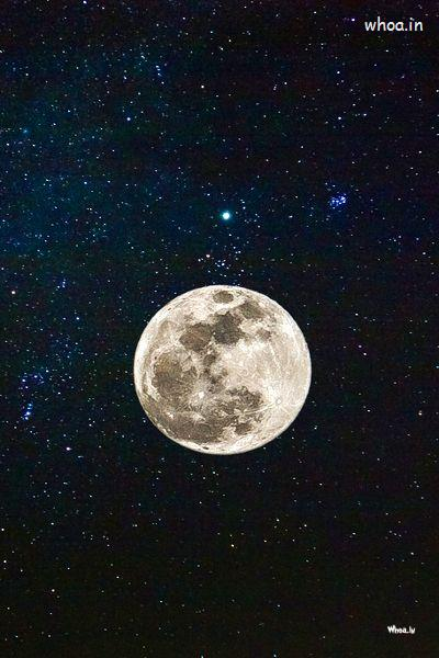 Shivaji Maharaj Hd Wallpaper For Pc The Moon In Galaxy