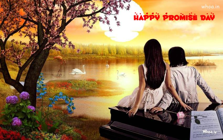 Salman Hd Wallpaper Download Happy Promise Day Natural Couple Hd Wallpaper