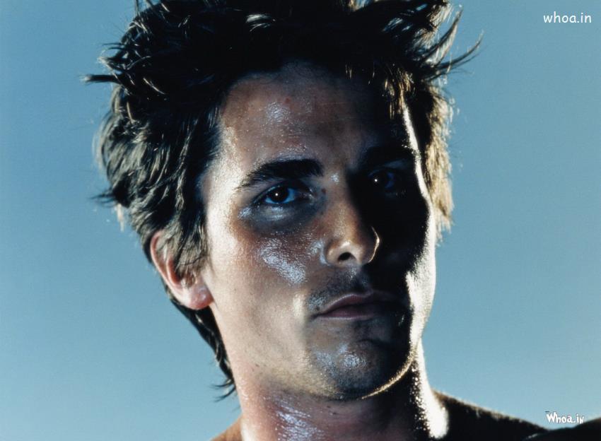Ganesh Chaturthi Wallpapers 3d Christian Bale Nice Face Closeup Hd Photoshoot