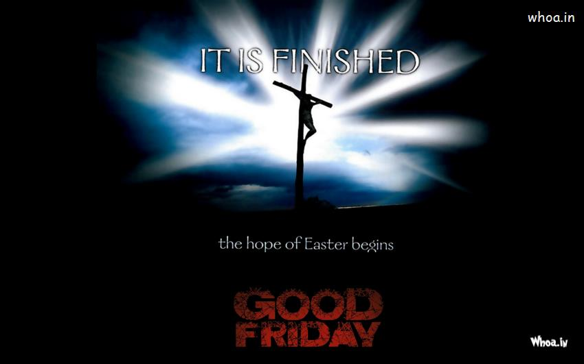 Bible Quote Wallpapers Mac Good Friday Quote It Is Finished Wallpaper