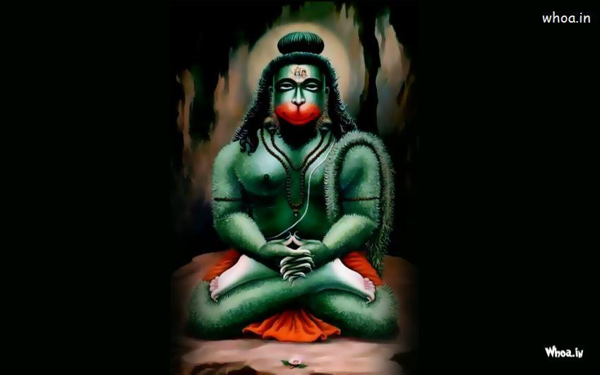 Sai Baba Animated Wallpaper For Pc Hanuman Desktop Wallpaper Hd