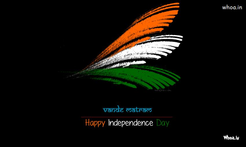 Hardik 3d Name Wallpaper Vande Mataram Happy Independence Wallpaper And Image