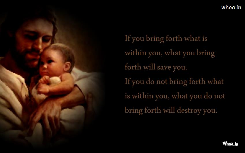 Shivaji Maharaj Hd Wallpaper For Pc Jesus Christ Get A Baby With Quotes Hd Wallpaper