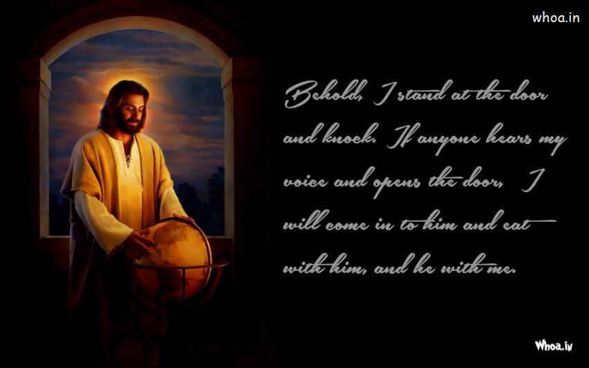 Bible Quotes Wallpaper Desktop Jesus Christ Quotes With Dark Background Hd Wallpaper