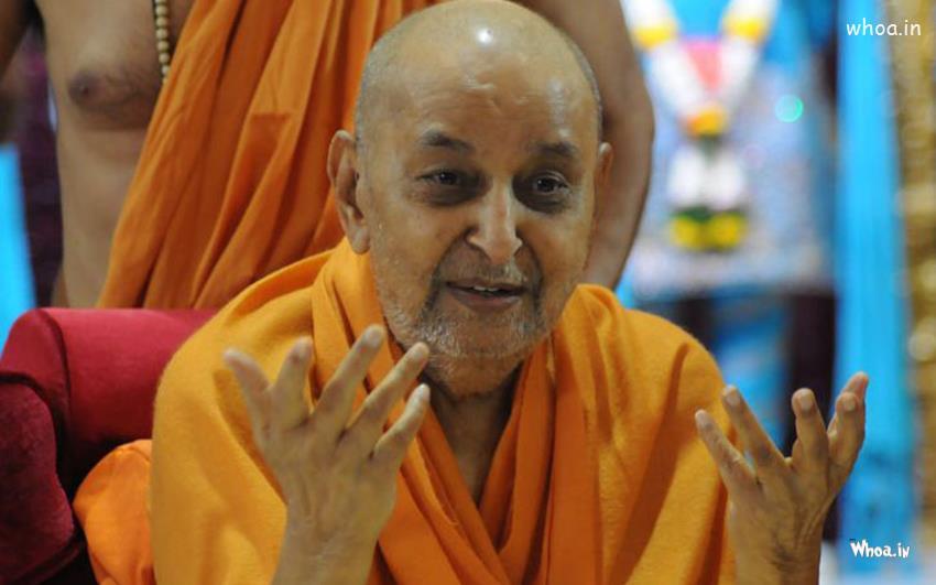 Pramukh Swami 3d Wallpaper Lord Swaminarayan Pramukh Swami Desktop Hd Wallpaper