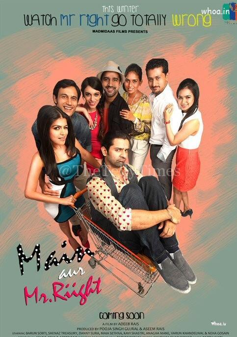 Funny Quote Wallpaper In Hindi Main Aur Mr Right Hindi Movies Poster 2014