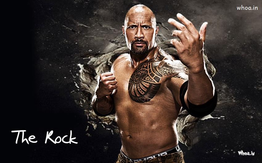 Denzel Washington Quote Wallpaper The Rock Ready To Fight
