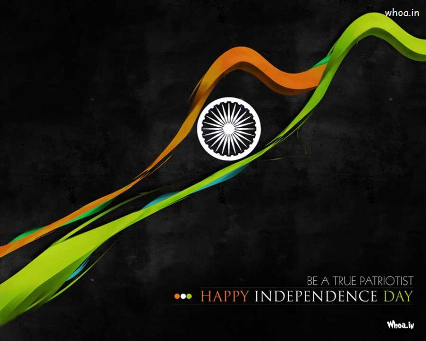 3d Holi Wallpapers Free Download 15 August Independence Day With Dark Background Hd Wallpaper