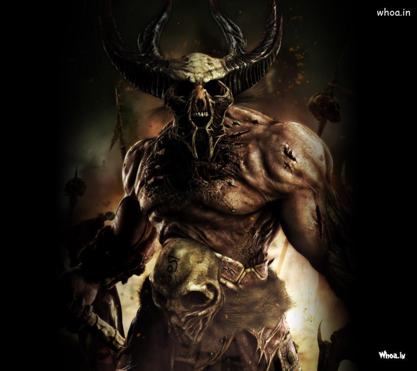 Shivaji Maharaj Full Hd Wallpaper 3d Bull Skull Hd Wallpaper