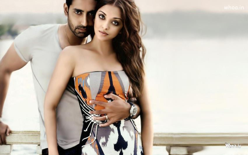 3d Couple Kissing Wallpapers Abhishek Bachchan And Aishwarya Rai Bachchan Vogue