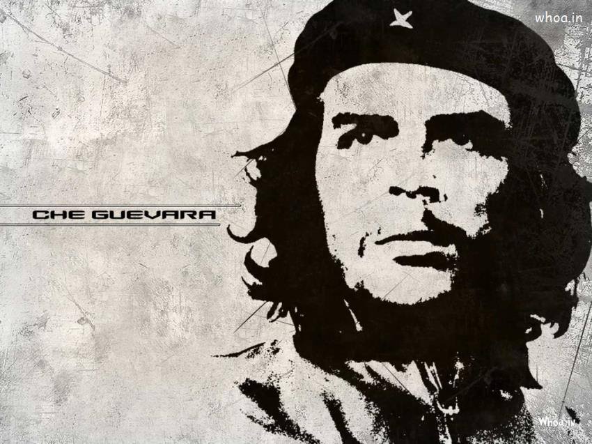 Cute Wallpapers For Girls 7 Year Old Che Guevara Black Face Art Hd Leaders Wallpaper
