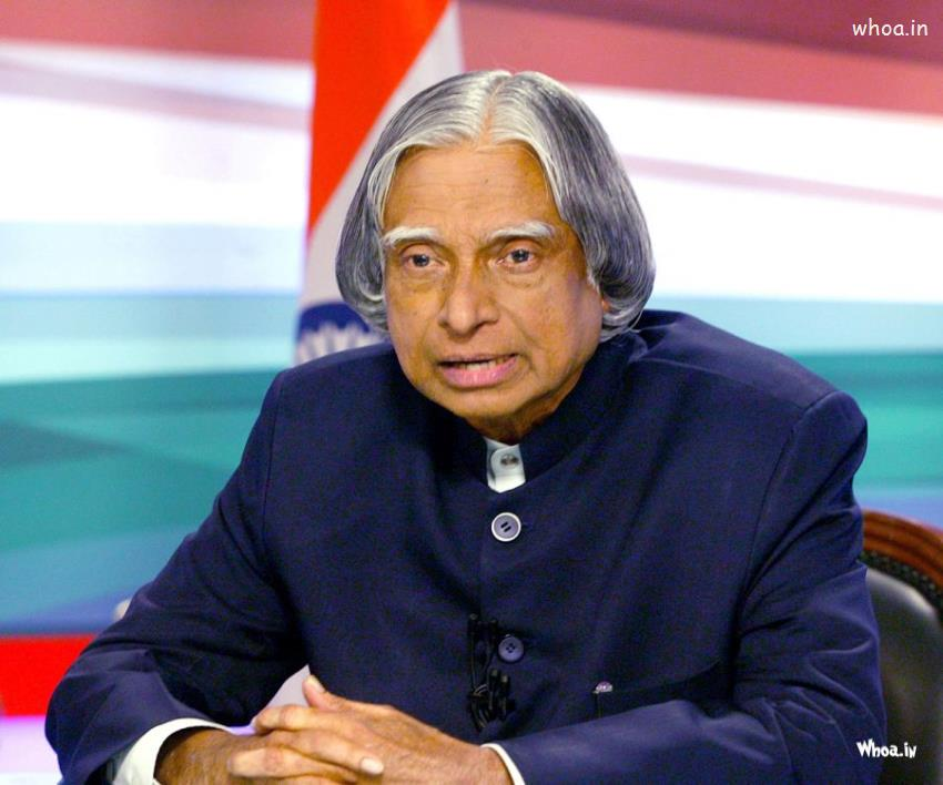 Dr Abdul Kalam Quotes Wallpapers Former President Of India Dr Apj Abdul Kalam Blue Suit Hd