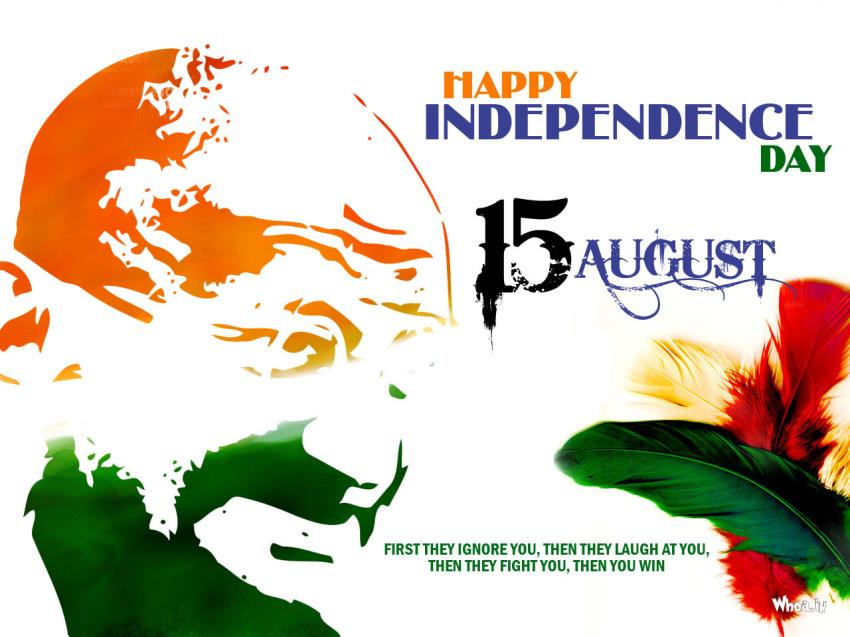Holi Wallpaper With Quotes In Hindi Happy Independence Day And Quotes Of Mahatma Gandhi Hd