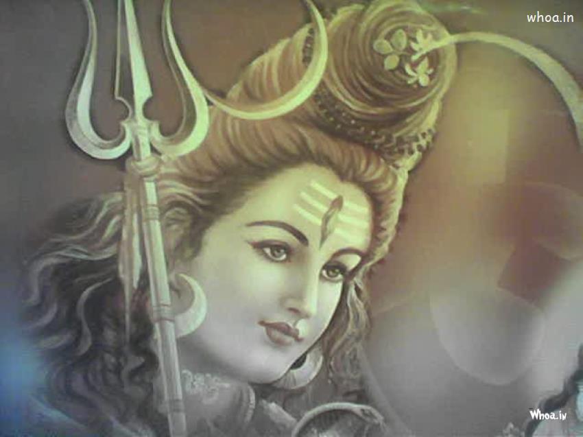 3d Wallpaper Jai Mata Di Lord Bholenath Black And White Hd Wallpaper