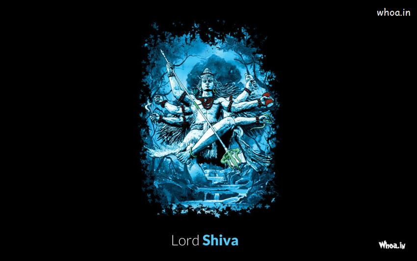 Dance With God Quotes Laptop Wallpaper Lord Shiva Nataraj Hd Wallpaper With Dark Background