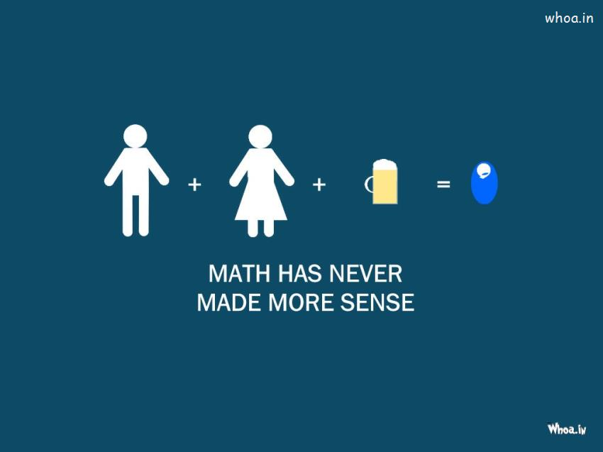 Download Romantic Quotes Wallpapers Math Has Never Made More Sense Hd Cartoon Fun Wallpaper