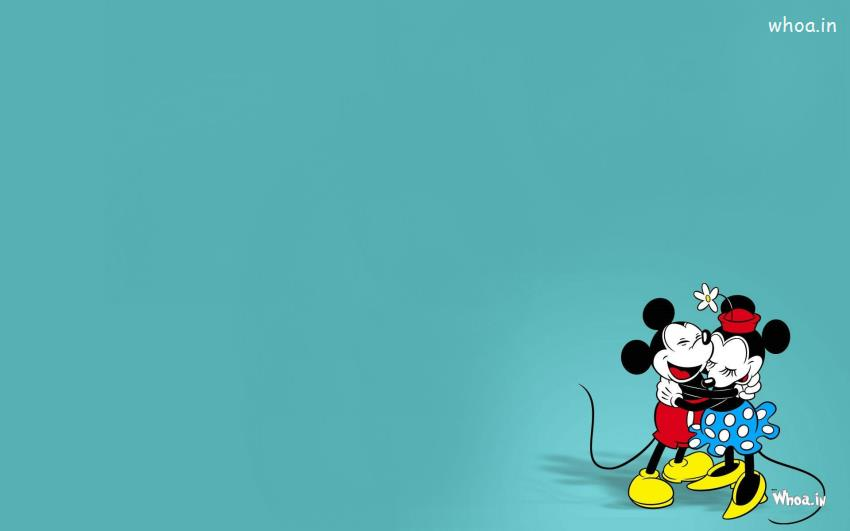 Lord Ganesha 3d Wallpapers Mickey And Minnie Mouse Hug Hd Cartoon Wallpaper