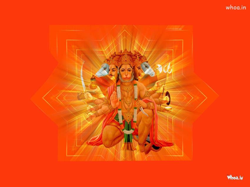 Shiva Lingam Hd Wallpapers Panchmukhi Hanuman Hd Wallpaper