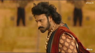 Prabhas In Bahubali Part-2 Movies HD Wallpaper