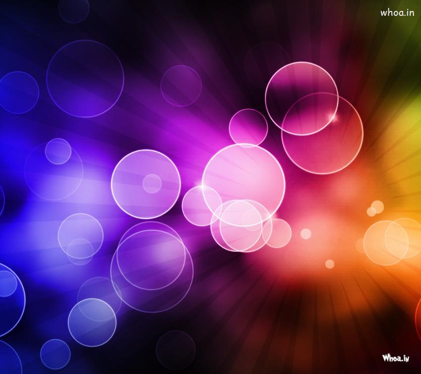 Quote Mac Wallpaper Purple Bubbles Hd Wallpaper