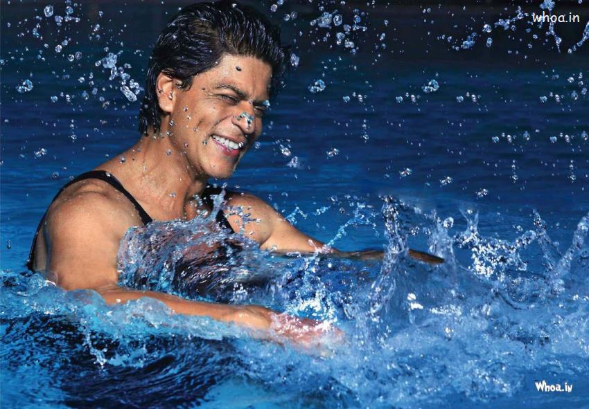 Best Sai Baba 3d Wallpaper Shah Rukh Khan In Swimming Pool Hd Wallpaper