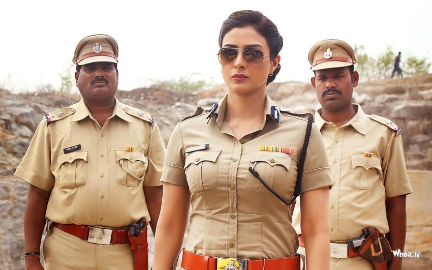 Holi 3d Wallpaper Name Tabu As Inspector In Drishyam Movies Hd Wallpaper