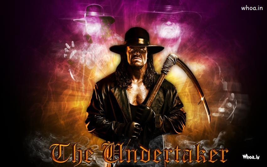 The Undertaker 3d Wallpaper The Undertaker Demon Face Hd Wwe Wallpaper