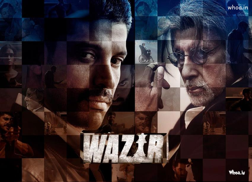 God Ganesh Hd 3d Wallpaper Upcoming Relesed Wazir Bollywood Movies Hd Poster Wallpaper
