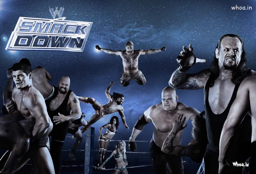 Lord Shiva 3d Live Wallpaper For Android Wwe Smackdown With All Wwe Wrestlers Hd Wallpaper