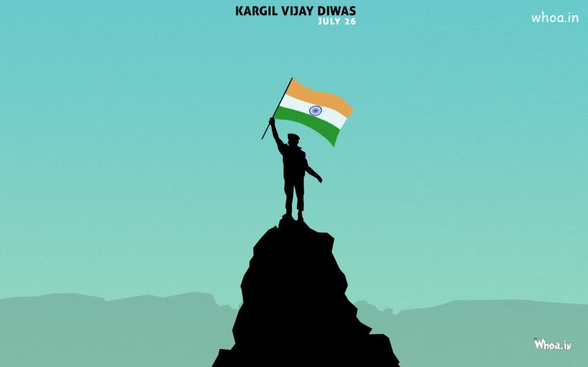 Christmas Wallpaper 3d For Windows 7 Kargil Vijay Diwas Image The Victory Day