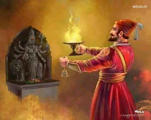 Holi 3d Wallpaper Name The Attitude Image Of Indian King Chatrapati Shivaji