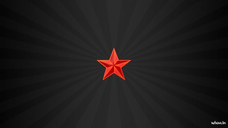 Wallpaper Good Night Quotes 3d Red Star Wallpaper