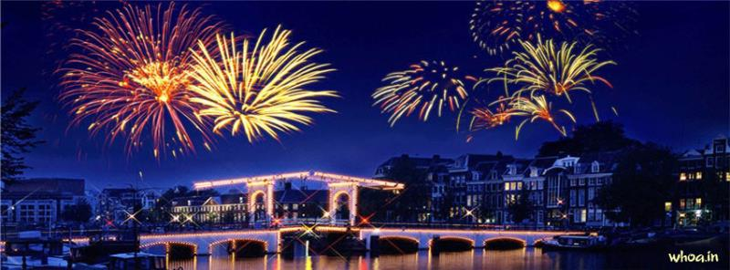 Ganesh Chaturthi Wallpapers 3d Amsterdam Fireworks Facebook Cover