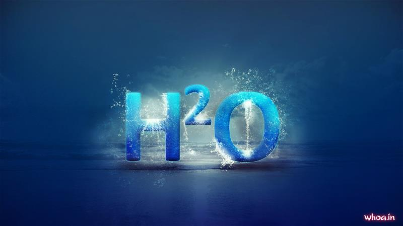 Ganesh Chaturthi Wallpapers 3d H2o Formula Of Water 3d And Hd Blue