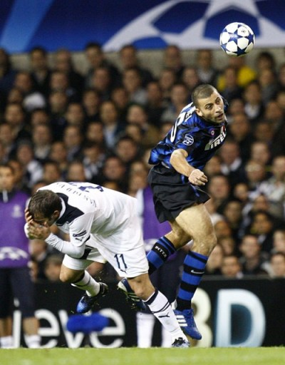 Soccer – UEFA Champions League – Group A – Tottenham Hotspur v Inter Milan – White Hart Lane ...