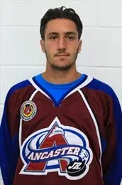 Ancaster Junior Avalanche captain Luke dies suddenly