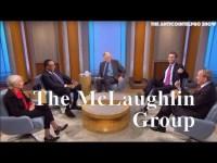 John McLaughlin dead at 89, hosted 'The McLaughlin Group' since 1982